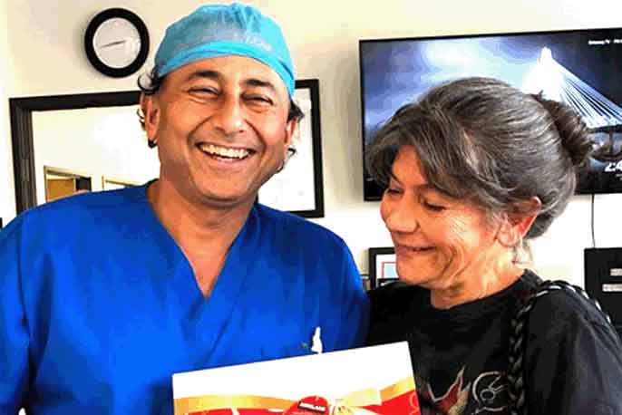Rajesh Khanna MD Eye Surgeon Beverly Hills Westlake Village Inglewood